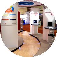 Custom Build Exhibition Stands